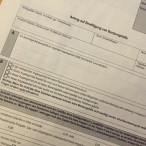 Bild Antrag auf Bewilligung von Beratungshilfe